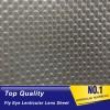 pp fly eye lenticular sheet 3d lenticular printing dot lens microlens