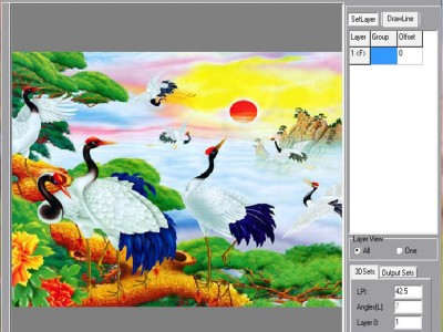 PSDTO3D101 lenticular software trial version free 3d interlacing software